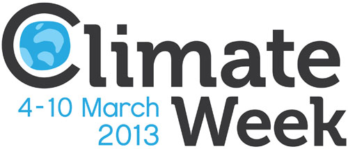 Climate Week Britain's Biggest Climate Change Campaign