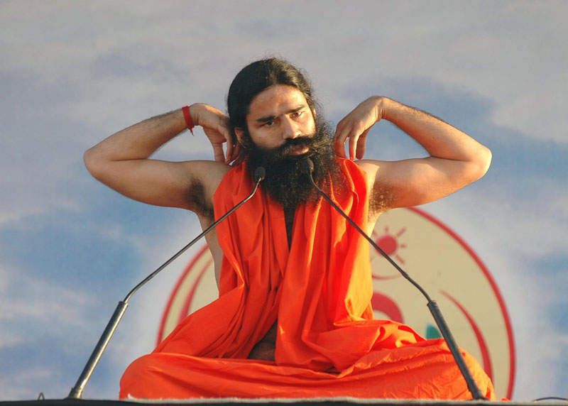 His Holiness Swami Ramdev's Visit to the UK September 2013