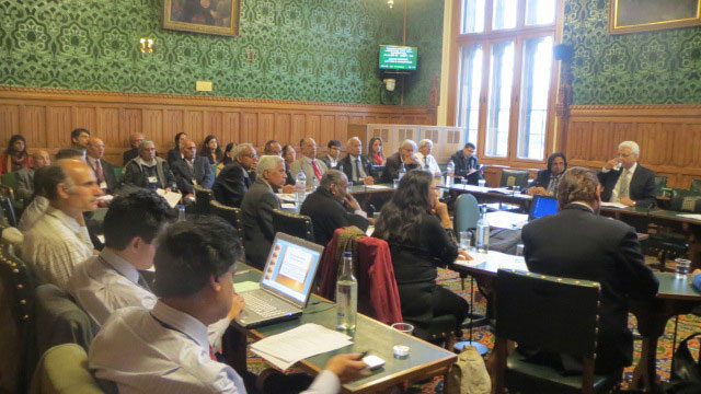 Kashmiri Pandits conference at House of Commons