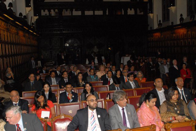 Sardar Patel Plaque unveiled at the Middle Temple
