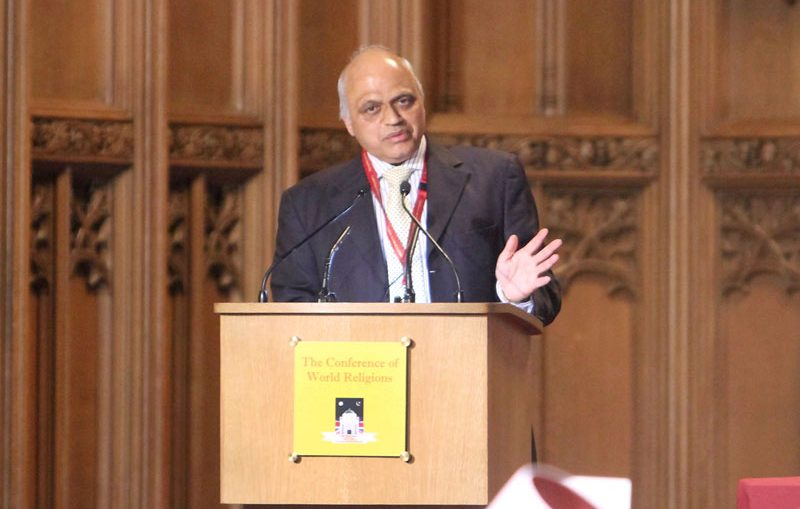Ahmedhiyas Conference of World Religions at Guildhall