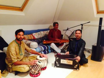 Mantra Raag – Ancient Sanskrit Mantras composed in traditional Raags