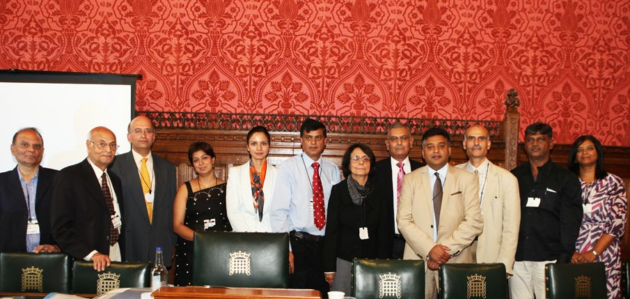 Indo European Kashmiri Forum and Hindu Council UK raises the plight of Kashmiri Pandits/Hindus in the UK Houses of Parliament