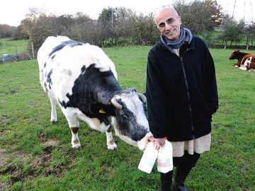 Press release Revolutionary slaughter-free dairy launches appeal to raise funds to build new micro-dairy