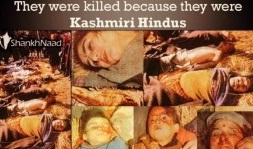 25 Years of exile of Kashmiri Pandits/Hindus from their Homeland.......and the World kept silent !!!