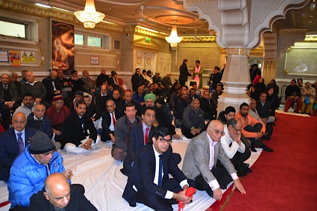 The UK Kashmir Pandits and Kashmiri Hindus Commemorate