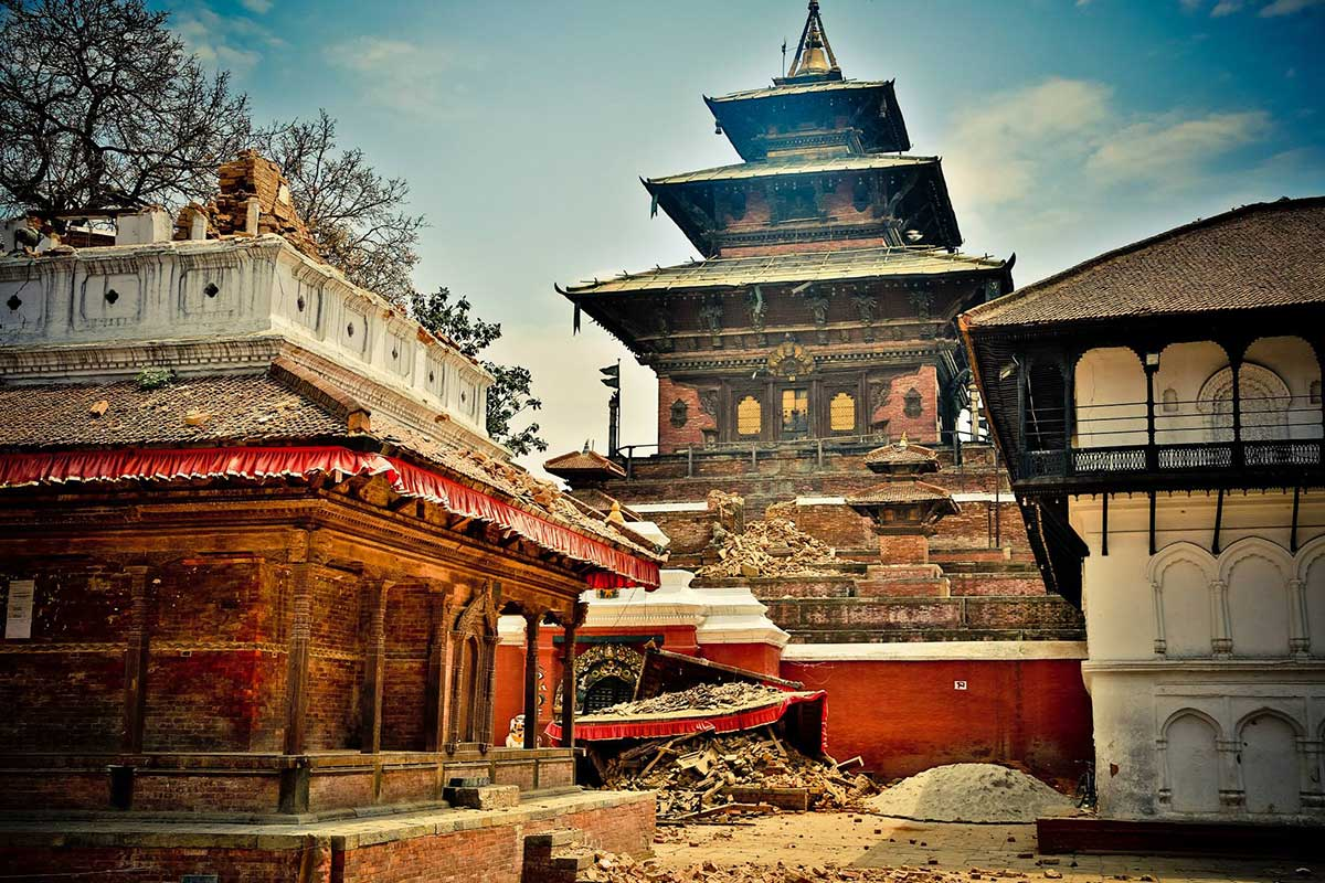Nepal Earthquake Appeal