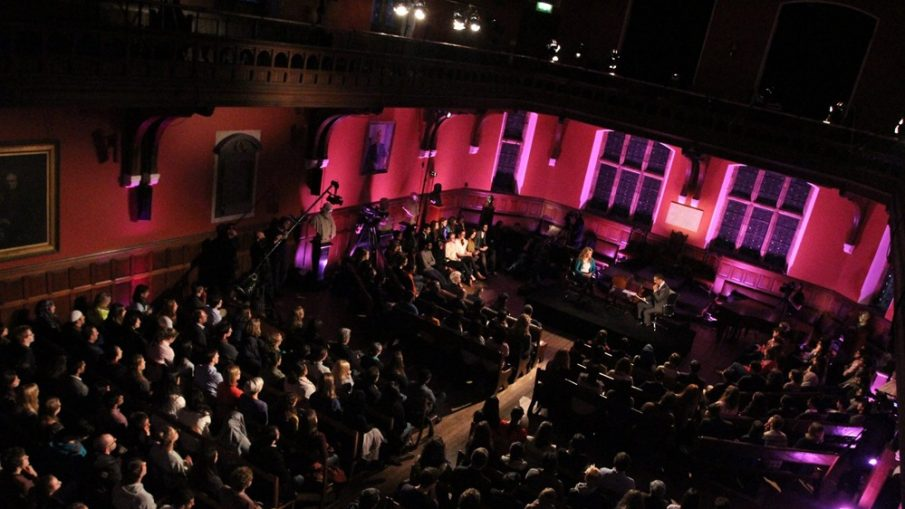 Hindu Council UK attend the Al Jazeera's Head to Head programme