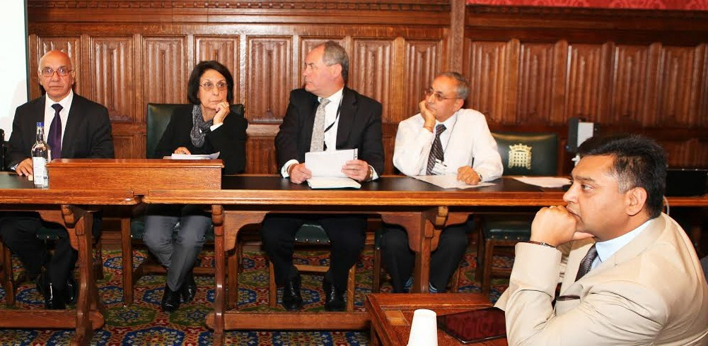 UK Delegation Visit to Srinagar, to show support to Kashmiri Pandits/Hindus - June 2016