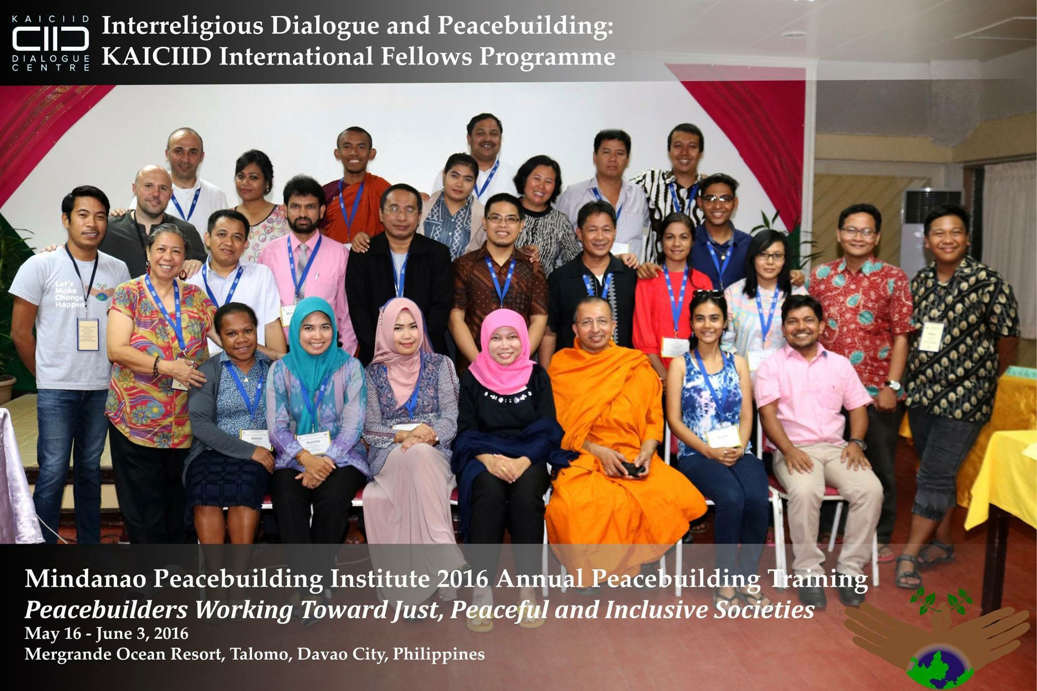 KAICIID's Southeast Asia fellows programme in the Philippines