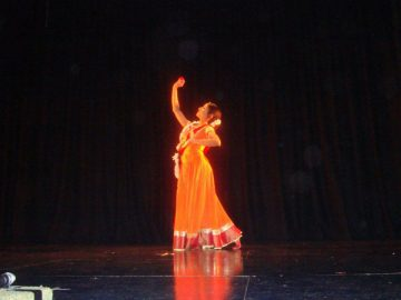 A Journey into the Indian Classical Dance