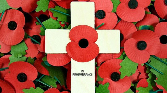 Remembrance Day Service at City Hall London
