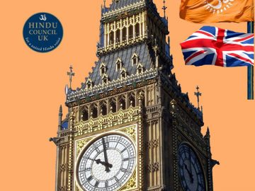 Hindu Council UK launch their British Hindu Manifesto for the UK General Elections 2015