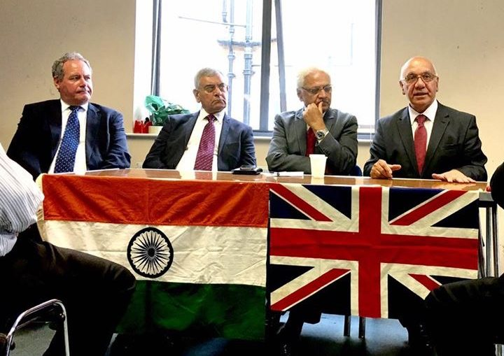 Hindu Council UK (HCUK) in association with The Indo European Kashmiri Forum (IEKF) organised a well attended conference