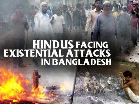 Is Ethnic cleansing of Hindus in Bangladesh tolerated by the state?
